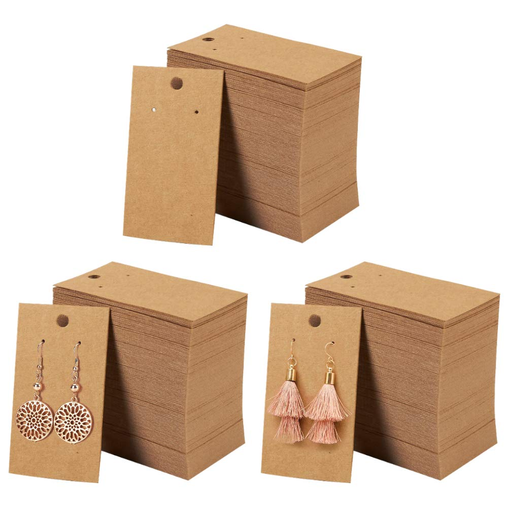 Earrings card