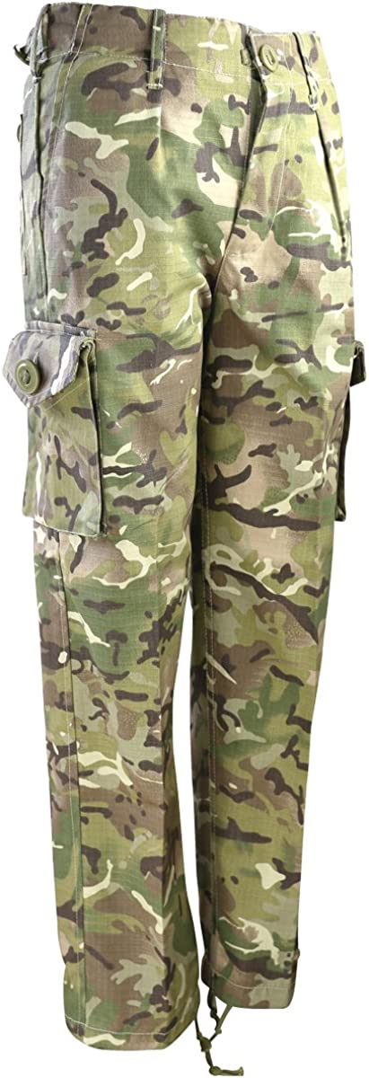 Set Militare n/° 1. Set Militare Coordinato per Bambini BTP Kombat UK