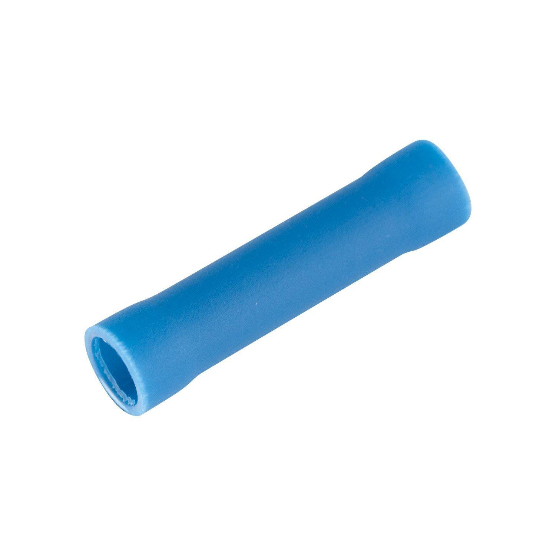 Gardner Bender 15-123 Butt Splice, 16-14 AWG, 15 Pk, Blue 5 Piece