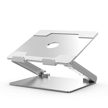 3bf4683494 BoYata ノートパソコンスタンド パソコンスタンド パソコン台 折りたたみ式 ノートPCスタンド タブレットホルダー 高