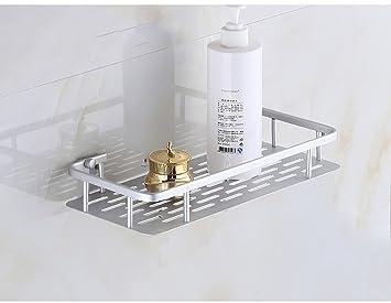 NAUY- Badezimmer-Zubehör Badezimmer-Racks Badezimmer-Raum Aluminium ...