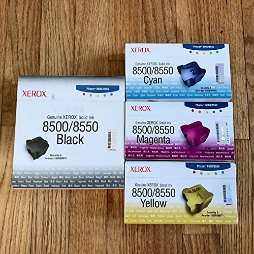 Xerox® 108R00668, 108R00669, 108R00670, 108R00671, 108R00672 Solid Ink Stick by Xerox