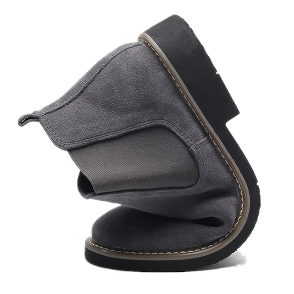 85cdd6de7833e ... YUBUKE Men s Casual Chelsea Ankle Boots Autumn and Winter Shoes Shoes  Shoes B07GWG6PMP Chelsea 504548 ...