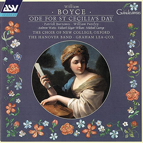 (Boyce: Ode For St Cecilia's Day)