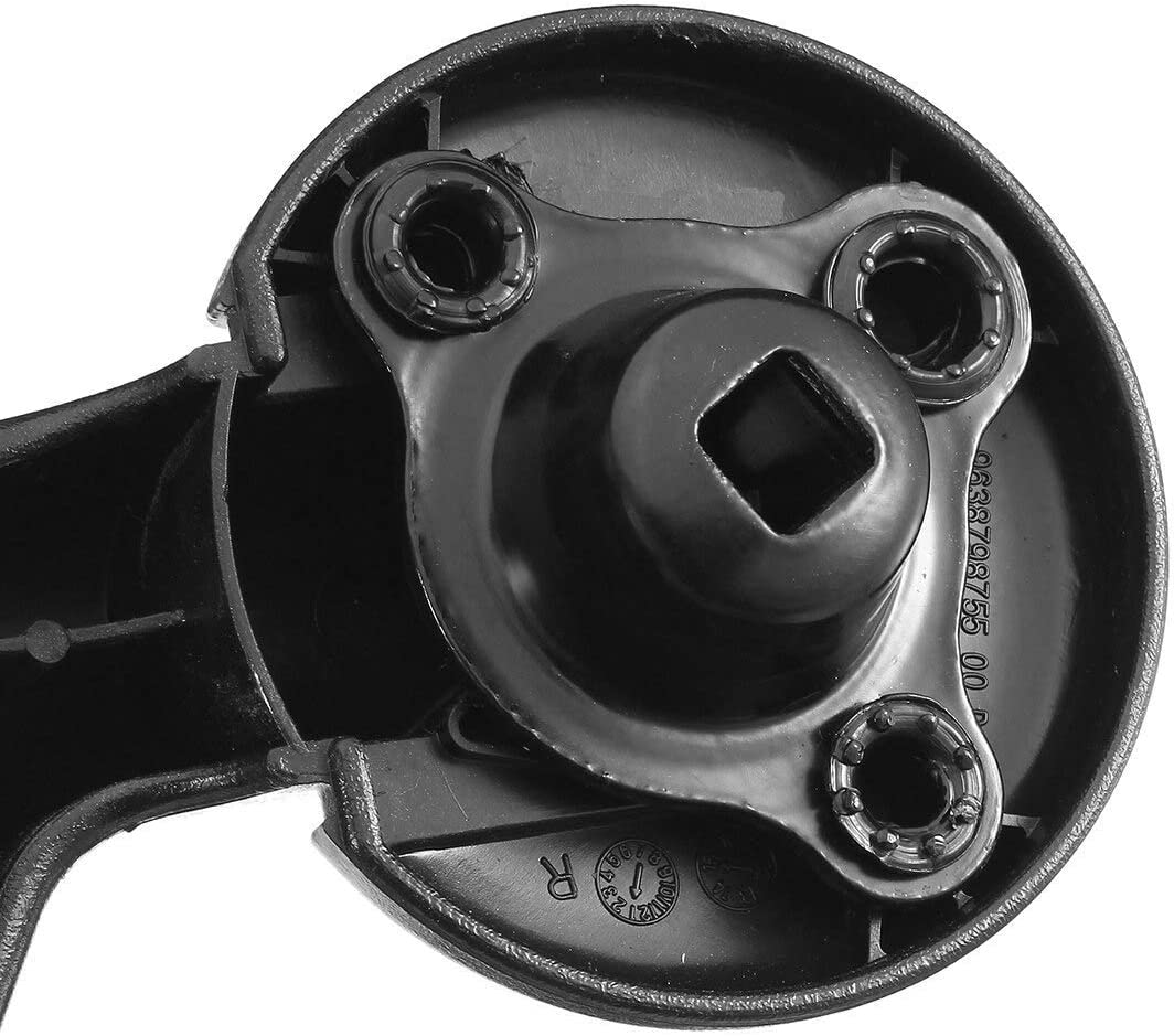 Etase Manija del Reposabrazos Derecho del Autom/óVil Perilla de Ajuste del Asiento Palanca de Ajuste para Peugeot 206207 para Citroen C2 9638799977 890586