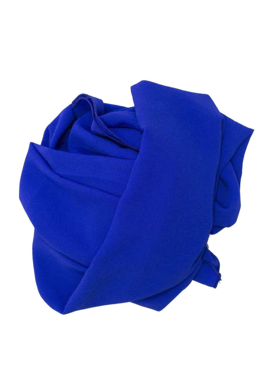 Jasmine Boutique Winter Edition Soft Cotton Muslim Hijab Shawl Scarf (charcoal)