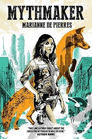 book cover of Mythmaker