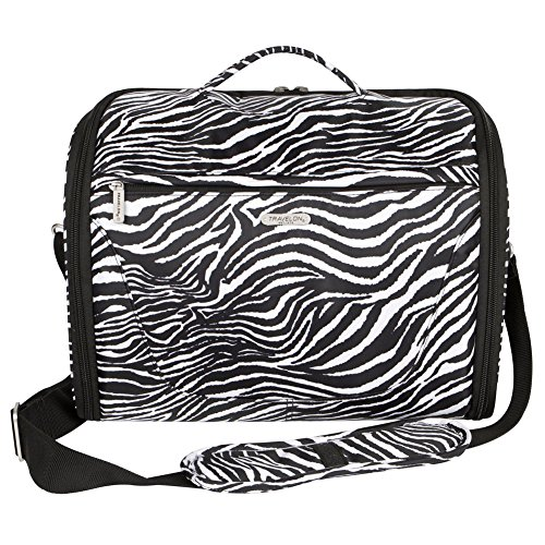 Travelon Independence Bag, Zebra, One Size