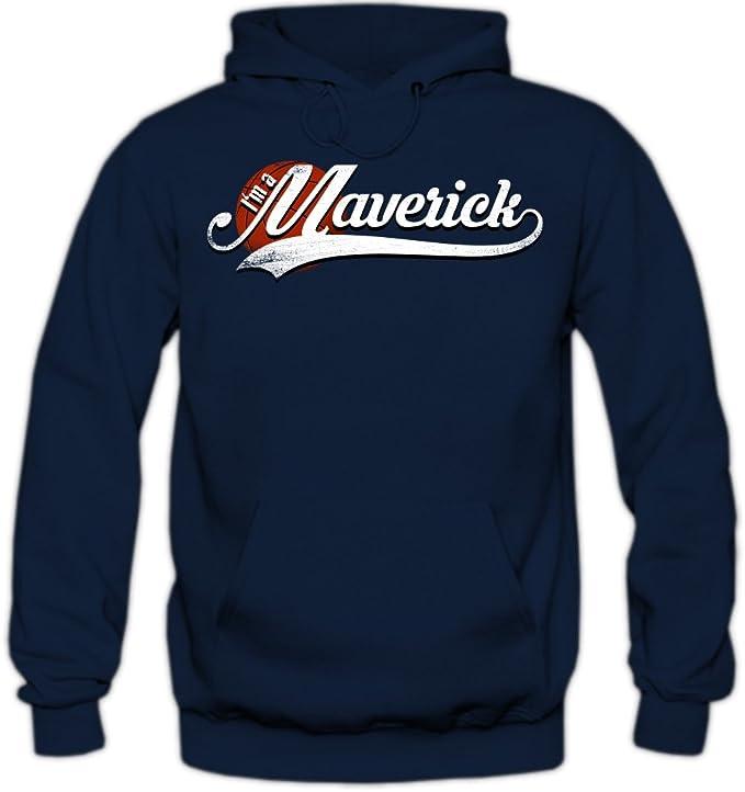 True Maverick #4 Sweat à Capuche | Adulte Homme | Basketball