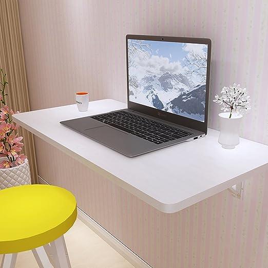 Mesa para niños Mesa de ordenador de madera Mesa de hojas ...