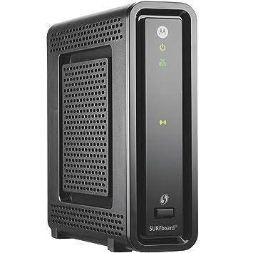 motorola router. motorola sbg6580 (latest version for comcast \u0026 spectrum) docsis 3.0 modem, dual- router amazon.com