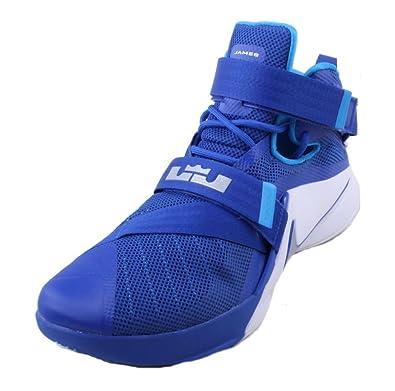 061d98a51d855 Nike Lebron Solder TB (12) Royal Blue