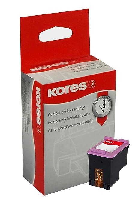 Kores G1720MC cartucho de tinta Cian, Magenta, Amarillo 16 ml ...