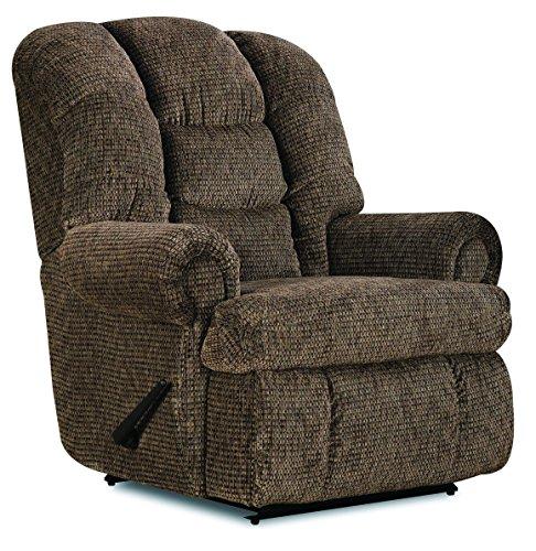 Corliving Lcq 827 C Aquios Bentwood Armchair Warm Brown