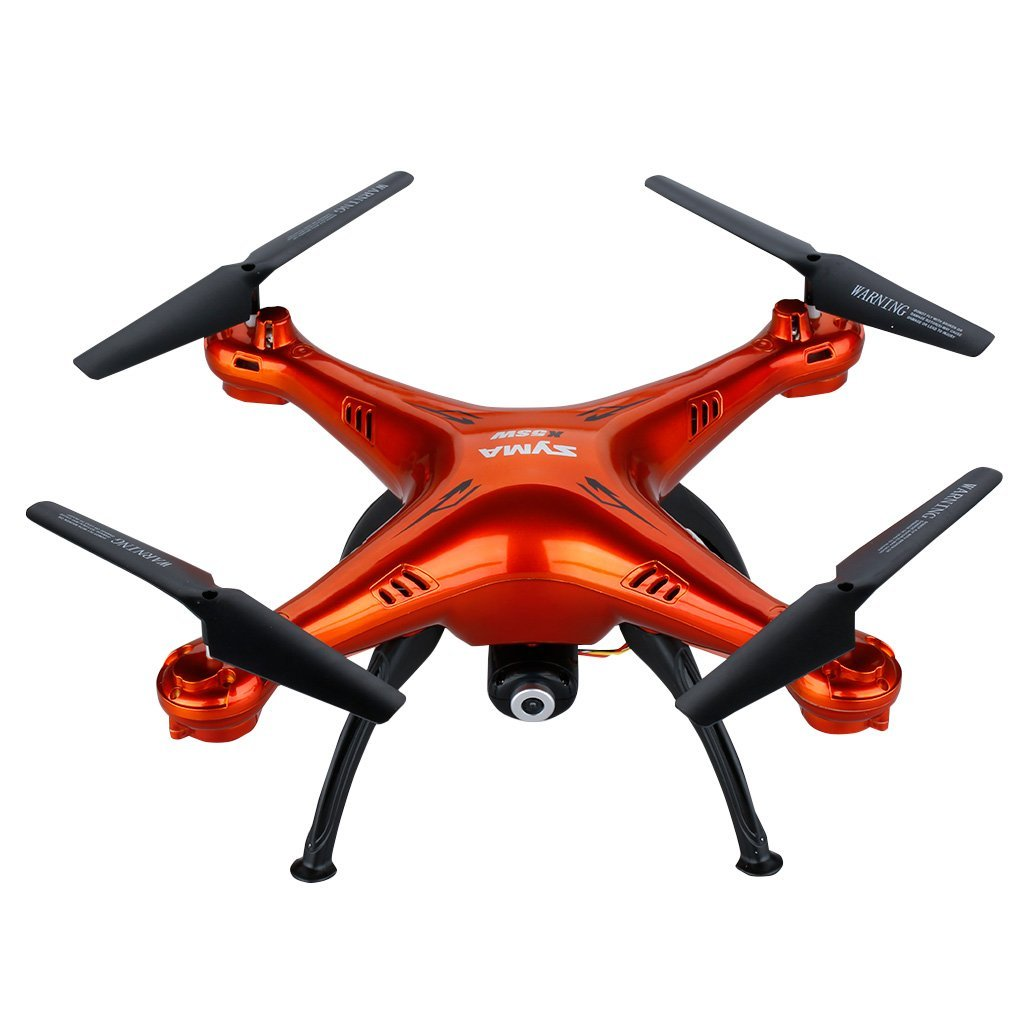 Syma XSW Explorers Drone con cámara FPV RTF RC Cuadricóptero WiFi Cámara