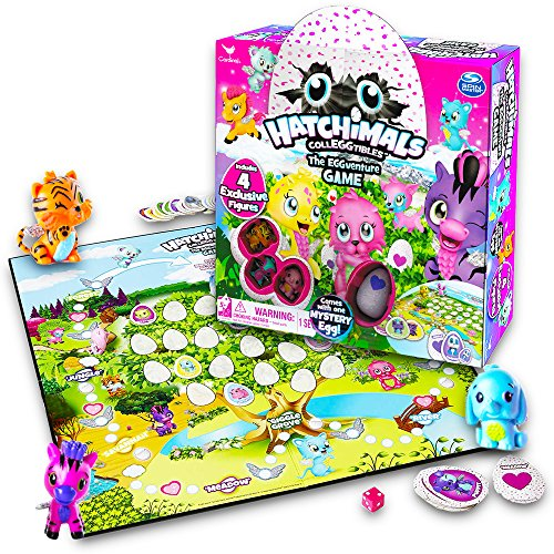 Hatchimals Eggventure Board Game Only $14.00 (Was $29.95)