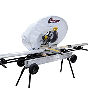 FastCap SawHood Pro for Chop Saws and Tile Saws with Custom Carrying Bag