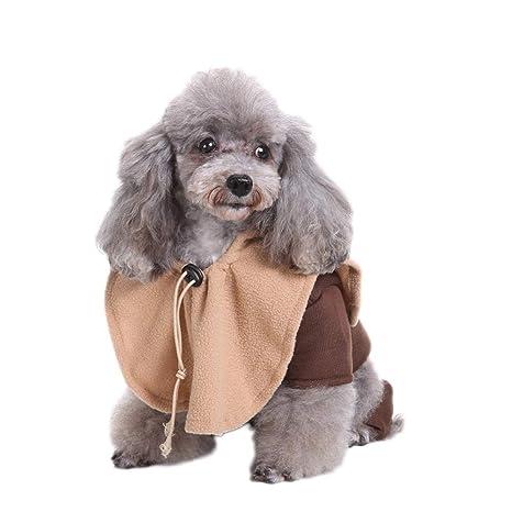 MONIY Disfraces de Halloween para Mascotas, Disfraces de ...