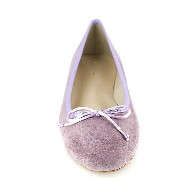 Ballerine Loca Lova Cuir Mauve LL225 - Couleur - Violet RLigqbGh46
