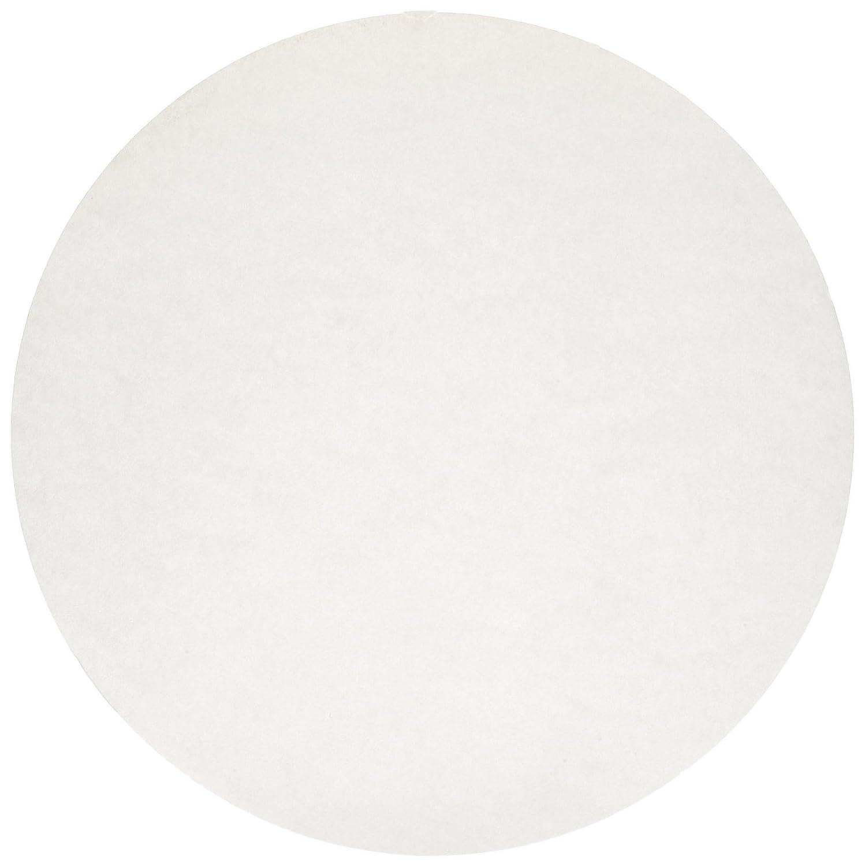 Grade 613 Pack of 100 4.25cm Diameter Ahlstrom 6130-0425 Qualitative Filter Paper 6 Micron Medium Flow