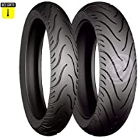 Par de Pneus Cb 300 Twister Cbx 250 Fazer 250 Ninja 300 140/70-17 E 110/70-17 Stroker Technic