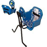 Cadeira De Bicicleta Dianteira Frontal Cadeirinha TOY Com Volante