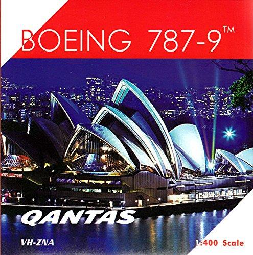 PHX1691 1:400 Phoenix Model Qantas Boeing 787-9 REG #VH-ZNA (Qantas Vh)