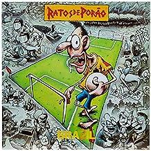 """Ratos de Porão, LP """"Brasil""""- Série Clássicos em Vinil [Disco de Vinil]"""