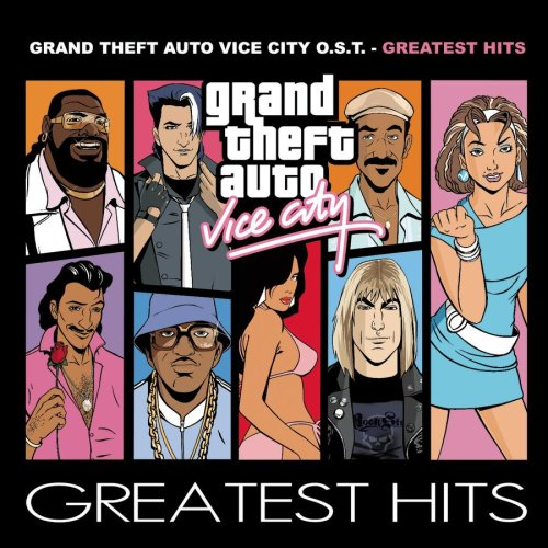 Price comparison product image Grand Theft Auto: Vice City - Greatest Hits