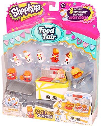 Amazon Shopkins Season 3 Food Fair Pack