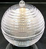 Solar Power LED Clear Globe Light Waterproof Floating Decor Christmas Ornaments
