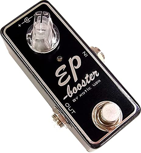 Xotic EP Booster Mini EQ Effect Pedal