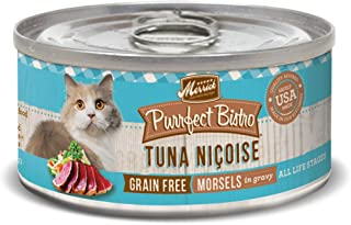 product image for Merrick Purrfect Bistro Grain Free Canned Wet Cat Food (Case of 24)
