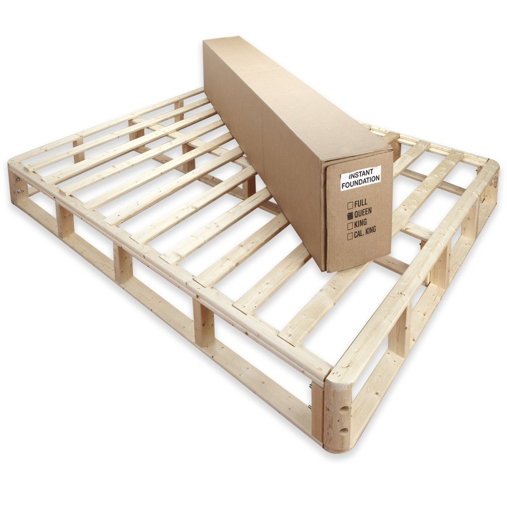 classic brands instant foundation high profile 8 inch box spring