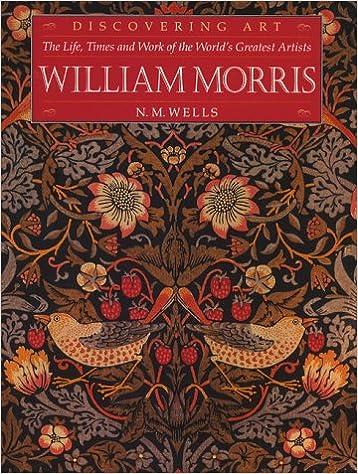 william morris discovering art