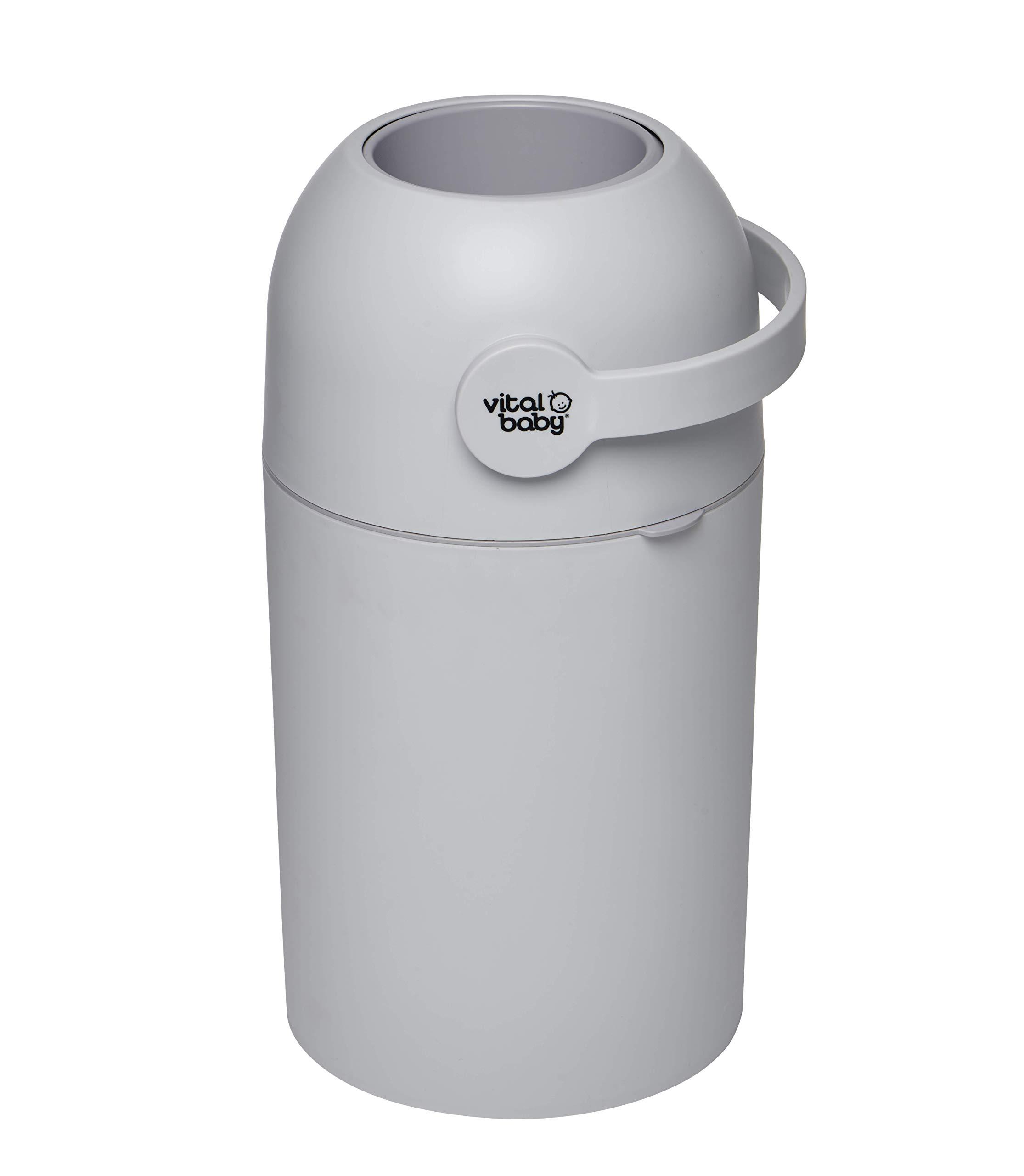 vital baby HYGIENE Odour-Trap Nappy Disposal System by vital baby HYGIENE
