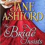 The Bride Insists | Jane Ashford