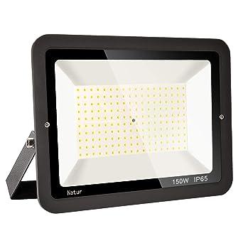 150W LED Foco exterior alto brillo Proyector led exterior de ...