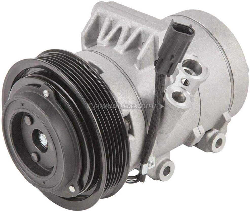 BuyAutoParts 60-02076NA NEW For Ford Fusion /& Lincoln Zephyr /& Mercury Millan AC Compressor /& A//C Clutch