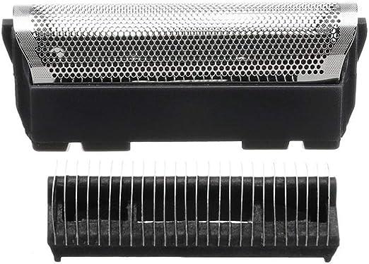 GCDN Shaver Electric Shaver Foil + Cutter Cabezal de Repuesto for ...