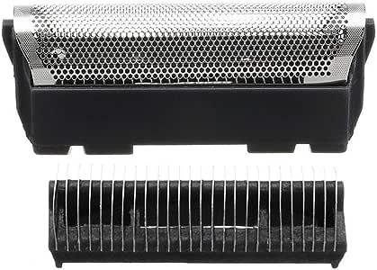 GCDN Shaver Electric Shaver Foil + Cutter Cabezal de Repuesto for Braun 424 5419 5424 5469 5470 5479 5564 5567 5569 5579 3550CC 424 285. Pieza de Repuesto de la afeitadora: Amazon.es: Hogar