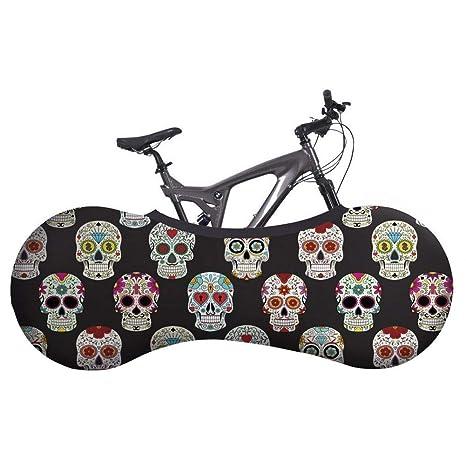 longrep Fundas para Bicicletas Funda De Protección Bicicleta Funda Bici Cubierta Antipolvo Duradera para Almacenamiento En Interiores Y Mantener Sus ...