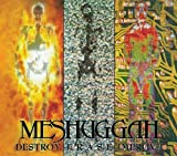 Destroy Erase Improve by MESHUGGAH (2013-10-15)