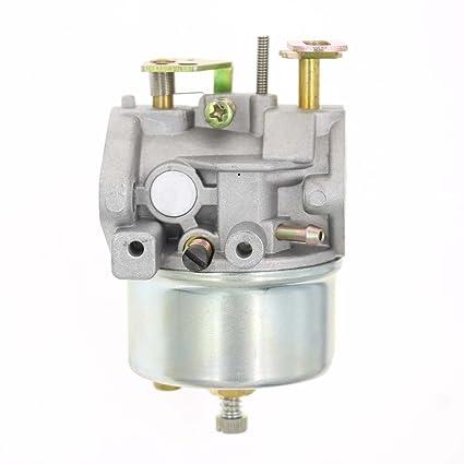 Amazon.com: Lumix GC carburador para 8 HP MTD Patio máquinas ...