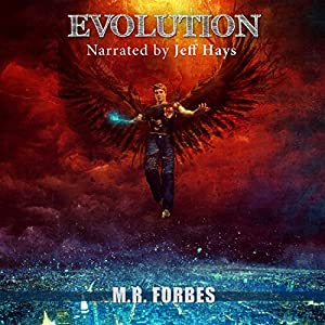 Evolution (The Divine Book 5) Audiobook