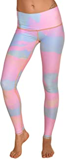product image for teeki New Moon Rainbow Hot Pant Yoga Leggings