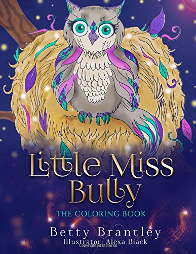 Download Little Miss Bully - The Coloring Book pdf epub