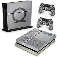 Skin Adesivo para PS4 Fat - God Of War Limited Edition