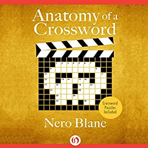Anatomy of a Crossword Audiobook