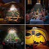 OYOCO Patio Umbrella Light 3 Brightness Modes